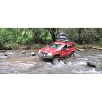 Jeep Gran Cherokee Lista Para Viajar Al Campo