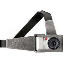 Funda De Piel Para Leica T Modelo 018-809 Elegante Gris