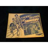 El Enamorado Pedro Infante Lobby Card Cartel Poster A