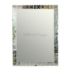 Espejo Marco De Espejitos 1,00 X 0,80 Cm