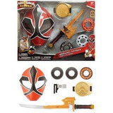 Juguete Sword Mascara Samurai Power Ranger En Caja Original
