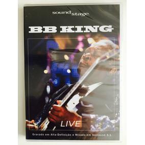 Dvd Sound Stage B. B. King Live - 1ª Prensagem Lacrado!!!