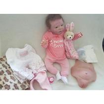 Bebê Boneca Reborn Sansa By Ping Lau