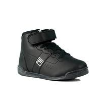 Zapatillas Fila F16 High Niños Negro