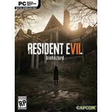 Resident Evil 7 Biohazard Pc Steam | Entrega Inmediata !
