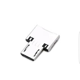 Adaptador Usb A Micro Usbideal Para Celulares