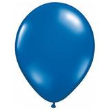1000 Globos Azul Perlado 12