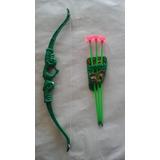 Arcos Y Flecha De Juguete Ben10 43 Cms Modelo Nuevo