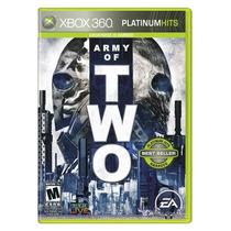 Army Of Two: Platinum Hits - Xbox 360 Nuevo