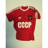 Camiseta Retro Titular Urss 1986