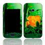 Capa Adesivo Skin369 Galaxy Ace Duos Gt-s6802b + Kit Tela
