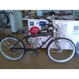 Bicicleta Con Motor Bicimoto 80cc Estilo Museta