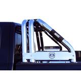Avance Barra Antivuelco Cromada Chevrolet Silverado 211125