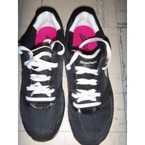 Zapatillas Skechers Negro Solo $ 119,990 Talla 9