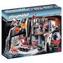 Playmobil 4875 Cuartel De Espías Caja Maltratada