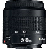 Canon Ef 35-80mm (impecable)
