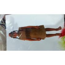 Disfraz De Indio O India (de 5 A 10 Años )