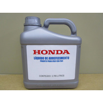 Líquido De Arrefecimento (aditivo Radiador) Honda Fit
