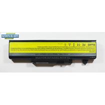 Bateria Lenovo Y450 Y550 Y450a Y450g 11.1v 5200mah Generica