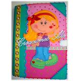 Carpetas Y Forros Para Cuadernos Hechos En Foami