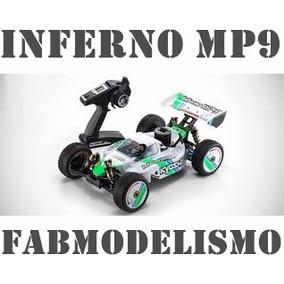 Automodelo Kyosho Inferno Mp9 Tki3 1/8 Melhor Rtr Buggy !!!
