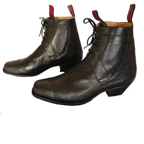 Zapato De Huaso Cuero