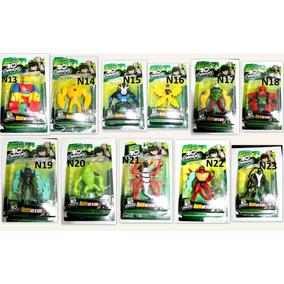 Boneco Ben 10 Coleção Omniverse Ben10 Vários Modelos Kit C 4