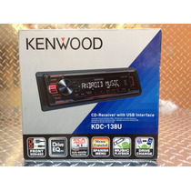 Auto Estéreo Kenwood Kdc-138u