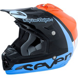 Tb Casco Motocicleta Seven Realm Se3 Dirt Bike Motorcycle