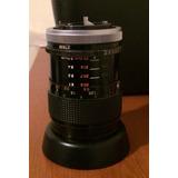 Lente Canon Fd Macro 50mm F3.5
