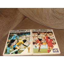 Libro Par De Libros La Copa Mundial, Historia De Los Campeon