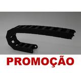 Esteira Porta Cabos 25x56mm - Routers, Impressoras 3d, Etc.