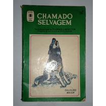 Livro Chamado Selvagem - Clarice Lispector