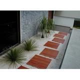 Forração De Jardim Com Pedrisco Palha Saco 40 Kg, Jardinagem