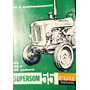 Manual De Taller Tractor Fiat Supersom 55 55t 55 Cañero