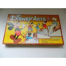 Estrela Jogo Disney Arte Anos 80 Raridade