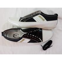 Sneakers Zapato Tenis Fashion Just Cavalli 100% Genuinos