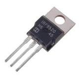 Irf9520 Transistor Mosfet 6.8a ( 4 Piezas )