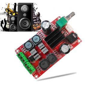 Amplificador Clase D 100w Para Casa,moto O Proyectos