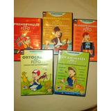 5 Cd Pipo Juegos Educativos