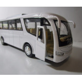 Bus Autobus Escala 18cm De Coleccion Metalico