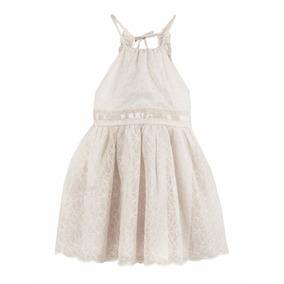 Vestido De Nena Fiesta Cortejo Comunión, Brishka N-0091