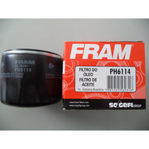 Filtro Óleo Fram Ph6114 Moto Bmw F800 Gs / Gt / R / S / St