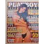 Siomara Díaz. Playboy. Vol. 2, No. 14 (diciembre, 2003).
