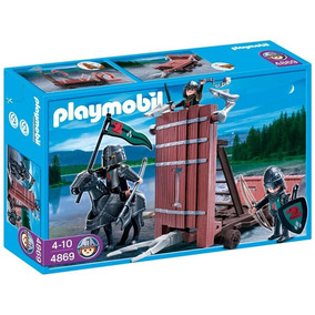 Playmobil 4869 Carro Torre De Asalto Entregas Metepec Toluca