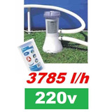 Bomba Filtrante Piscina Intex 3785 L/h 220v Filtro #28638