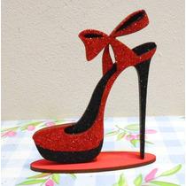 Zapato Fibrofacil Con Gibre