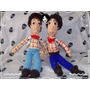 Woody Toy Story Amigurumi