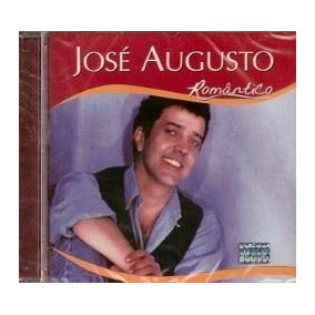 Cd Jose Augusto Romantico