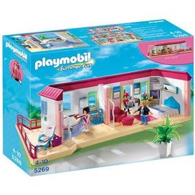 Playmobil 5269 Habitación Principal Caja Maltratada